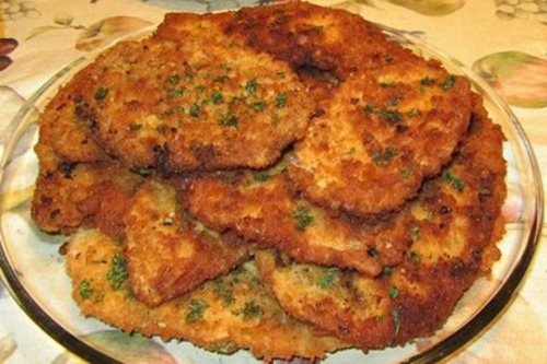 Breaded Chicken